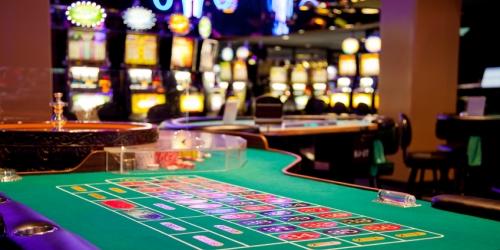 Texas Golf and Casinos