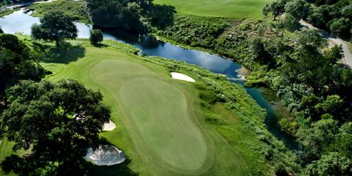 Omni Barton Creek Resort & Spa - Coore Crenshaw Texas golf packages