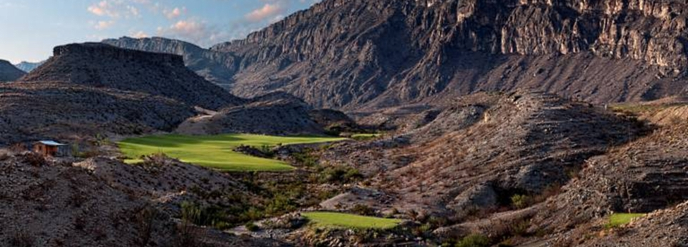 Black Jacks Crossing Golf Club at Lajitas