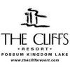 Cliffs at Possum Kingdom Lake